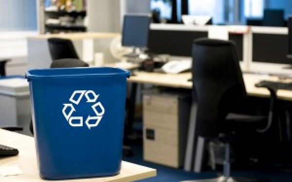 Recycling at the Office